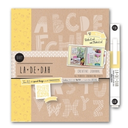La De Dah Baby Journal & Glue Pen (GS2619)