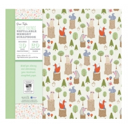 Grace Taylor Forest Friends Scrapbook Album (GS2744)