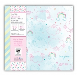 Grace Taylor Sherbet Sky Scrapbook Album (GS2724)