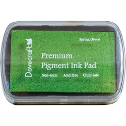 Dovecraft Pigment Ink Pad - Spring Green (DCIP11)
