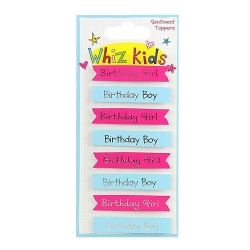 Whiz Kids Sentiment Toppers (RETOP001)