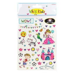 Whiz Kids A5 Stickers Double-Sided (RESTK001)