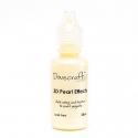 Dovecraft Pearl Effects - Pastel Yellow (DCBS91)