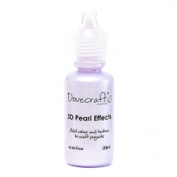 Dovecraft Pearl Effects - Pastel Lilac (DCBS91)