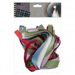 Assorted Ribbon (20pcs) - Gorjuss Tweed (GOR 367501)