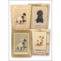 Download - Set - A Dozen Dogs or So - Motifs, Prints & Postcards