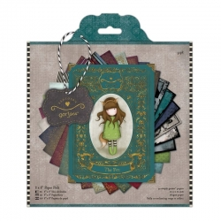 Simply Gorjuss 8 x 8 Paper pack (GOR 160105)