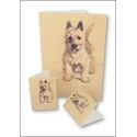 Download - Set - A Dozen Dogs or So - Backgrounds, Cards, Tags & Notecards