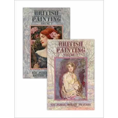 DVDs - British Painting Volumes 1 & 2