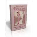 Public Domain Image DVD - Vintage Fashions with Art Deco images