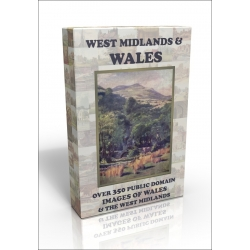 Public Domain Image DVD - West Midlands & Wales