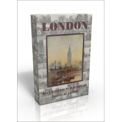 Public Domain Image DVD - London