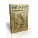 Public Domain Image DVD - British Birds