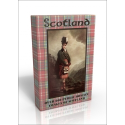 Public Domain Image DVD - Scotland