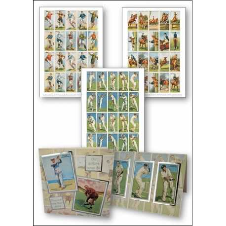 Download - Set - Sports Cigarette Cards