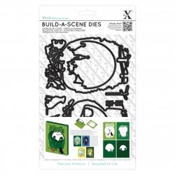 Shadow Box Die (9pcs) - Countryside (XCU 503273)