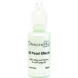 Dovecraft Pearl Effects - Pastel Green (DCBS91)