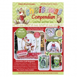 CD - Debbi Moore - Christmas Compendium Inspiration in a Box