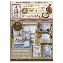 CD - Debbi Moore - Pocket Full of Memories Inspiration in a Box