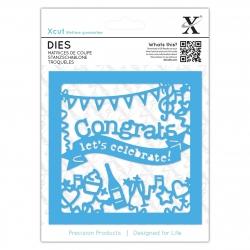 Die - Congrats Topper (XCU 503296)