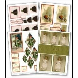 Download - Mini Set - Victorian Christmas