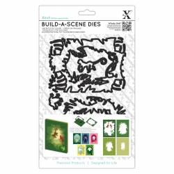 Shadow Box Die (7pcs) - Jungle (XCU 503279)