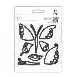 Die Set (8pcs) - Butterflies (XCU 503053)