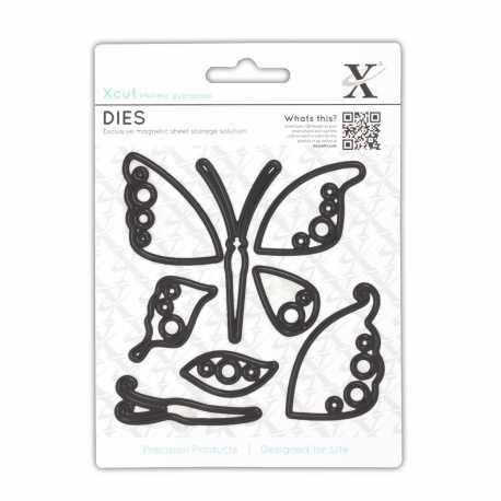 Die Set (8pcs) - Butterflies (XCU 503053)