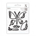 Xcut Dies - Butterflies 8pcs (XCU 503053)