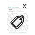 Mini Die - Gift Tags 2pcs (XCU 503606)
