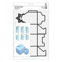 A4 Dies (1pc) - Snowflake Box (XCU 503217)