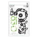 A5 Die Set - Daisy Chain Frame 12pcs (XCU 503243)