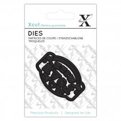 Mini Die (1pc) - With Love (XCU 503610)