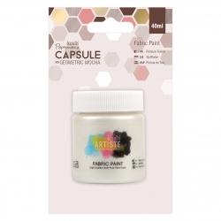 Fabric Paint - Pearlised White (PMA 550606)