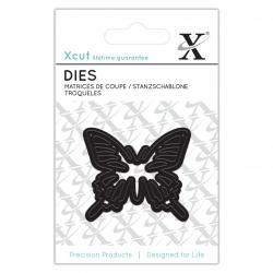 Mini Die (1pc) - Butterfly (XCU 503604)