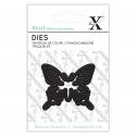 Mini Die - Butterfly 1pc (XCU 503604)