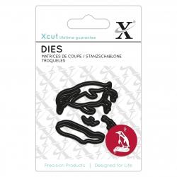 Mini Die (4pcs) - Penguin (XCU 504010)