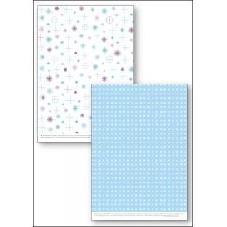 Download - Set - Snowflakes and stars
