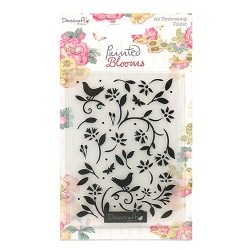 Dovecraft Painted Blooms Embossing Folder (DCEMB005)