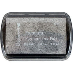 Dovecraft Pigment Ink Pad - Silver (DCIP48)