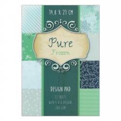 A5 Paper pad - Pure Frozen (16PL4)