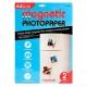 Magnetic Photo paper, 2 sheet pack (U-80424)