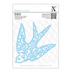 Dies (1pc) - Filigree Swallow (XCU 503292)
