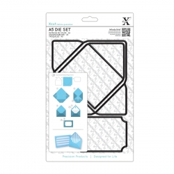 A5 Dies Set (3pcs) - A7 Envelope (XCU 503209)