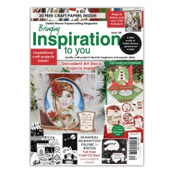 Debbi Moore's Inspiration 34 with FREE CD