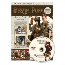 Name Bookazine & DVD from Debbi Moore - Steam Punk