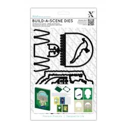 Shadow Box Die (6pcs) - Formal Garden (XCU 503274)