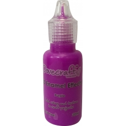 Dovecraft Enamel Effects - Purple (DCBS98)