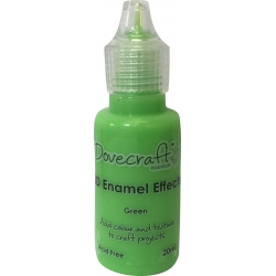 Dovecraft Enamel Effects - Green (DCBS98)