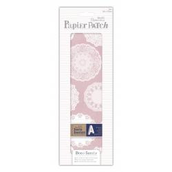 Deco Sheets (3pcs) - Papier Patch, Big Doilies (PMA 169306)